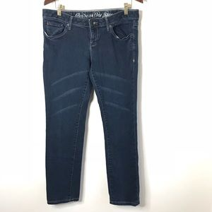 Converse One Star Sheridan Skinny Jeans Size 12